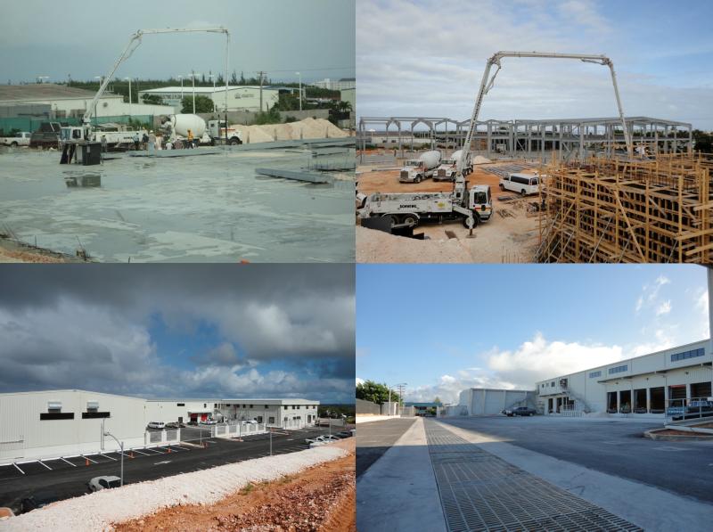Guam Coca-Cola Warehouse - $9,700,000.00
